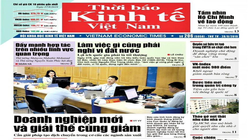 Yêu cầu 2 báo dừng hoạt động xuất bản để thực hiện quy hoạch báo chí